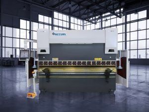 135 ton CNC Hydraulic Press Brake
