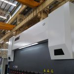 150 tons press brake 3200mm cnc 150 tons hydraulic press brake with bending 8mm
