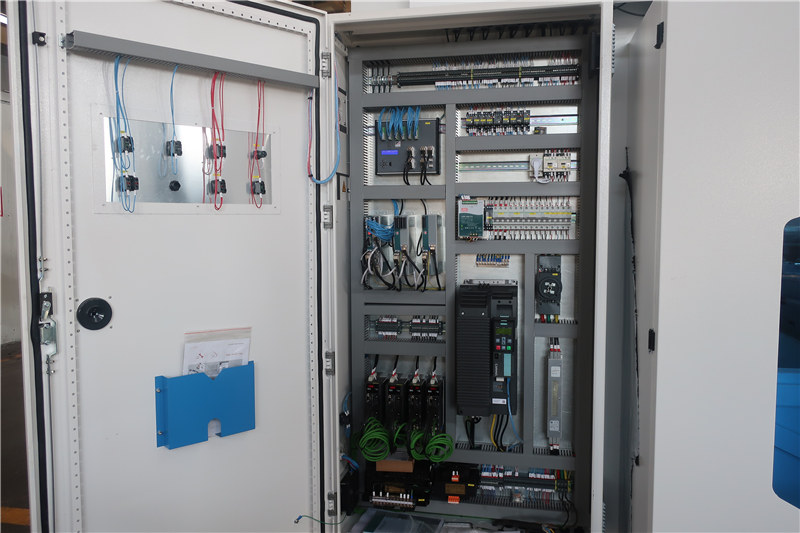 All electrical from Europe