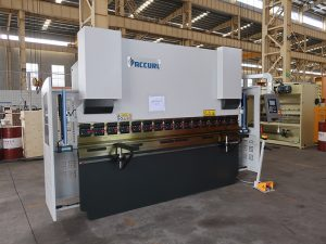 hydraulic bending machine CNC 3 axis press brake to malaysia
