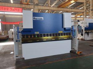 200tons press brake machine, hydraulic manual bending machine - ACCURL