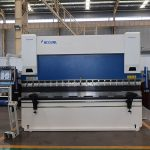 WC67K hydraulic cnc press brake , cnc bending machine price