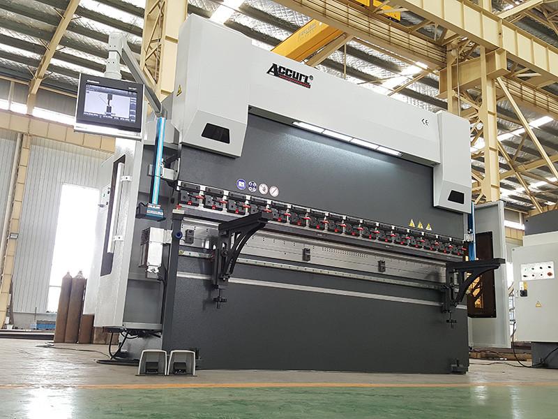 600ton press brake