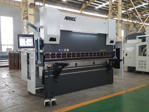 80 ton cutting sheet machine hydraulic press brake