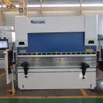 china made hydraulic cnc press brake stainless steel sheet metal bending machine