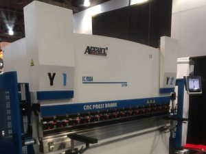 Accurl participated in the Las Vegas Machinery Exhibition in the United States in 2016