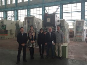 Columbia Customers Buy Hydraulic Presses From Accurl Companies