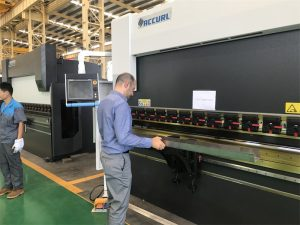 Iran Client Testing Machine in Our Factory 3
