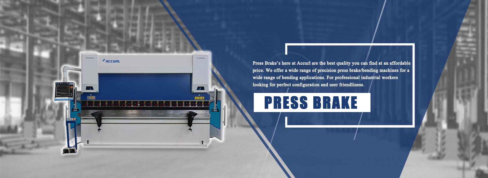 Press Brake Banner