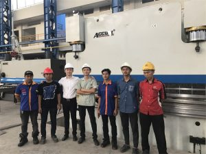 The Delegation of Indonesia Came to Visit Our Factory