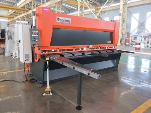 aluminum sheet shearing machine