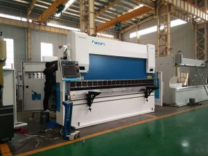 automatic press brake machine