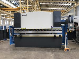 automatic tracking system press brake