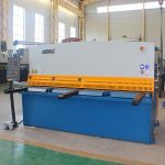 famous brand QC12y/K 12X3200 hydraulic shearing machine with good quality
