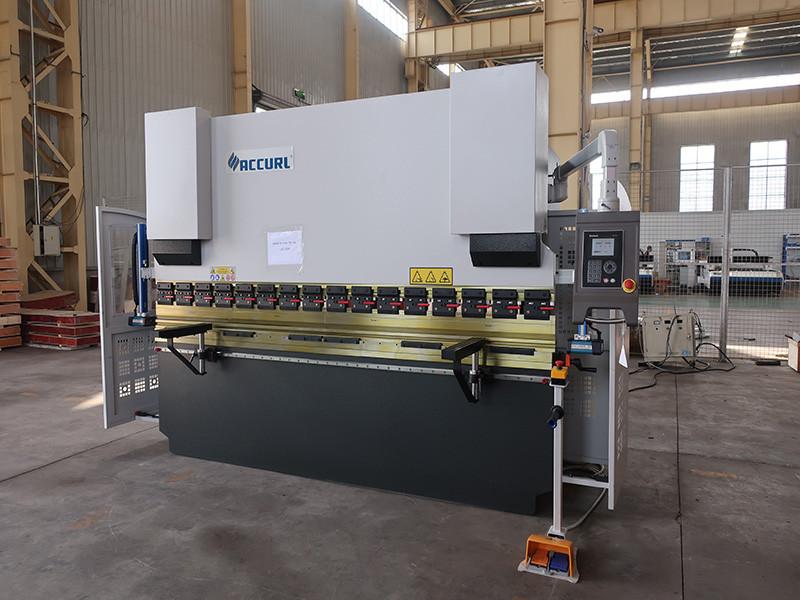 china made sheet metal press brake