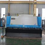 heavy duty cnc hydraulic metal sheet plate shearing machine price