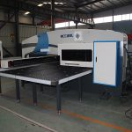 siemens system cnc turret punching machine,automatic hole punching machine cnc punch press price