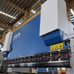 hydraulic cnc press brake 300t 3200 with E21 controller