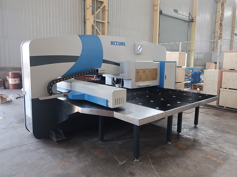 cnc punch press
