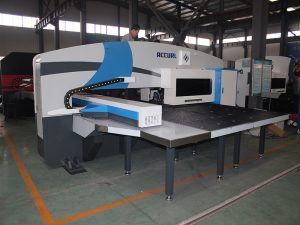 Low cost cnc turret punching machine,square hole punch Press