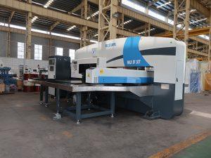 cnc turret punch press machine