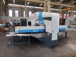 cnc turret punch press manufacturers
