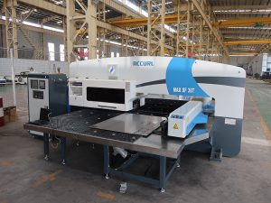 cnc turret punch press price