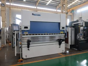 cnc hydraulic press brake length of bending 6000mm