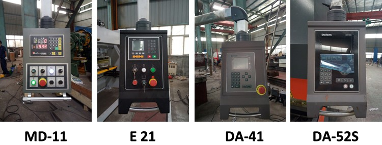 different cnc controller