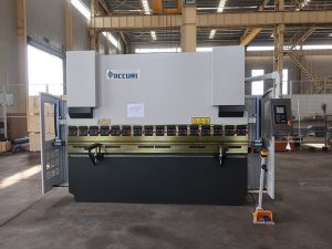 E21 digital display hydraulic press brake