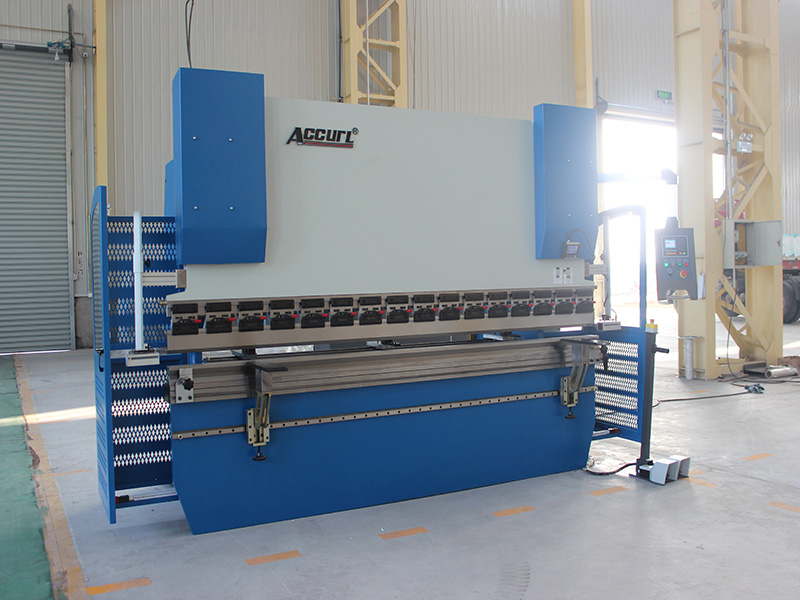 e21 motivate hydraulic cnc press brake