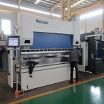 WC67K servo electric press brake,hydraulic bending machine,servo cnc metal bending machine