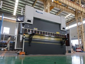 european standard delem DA52 auto hydraulic cnc press brake bending machine