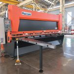 hydraulic guillotine shearing machine for sale