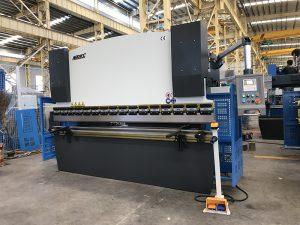 hand hydraulic press brake WC67Y-125T/3200