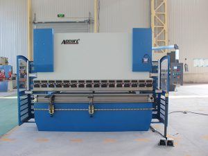 delem cnc controller aluminum profile bender machine and cnc press brake with DA52S