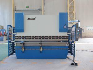 delem cnc controller aluminum profile bender machine and cnc press brake with DA52S