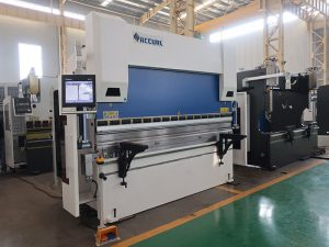 WC67Y-100T/3200 metal bending machine, Hydraulic sheet metal bending machine