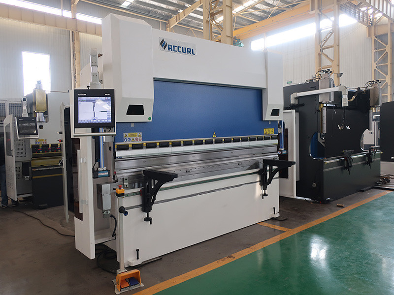 WC67Y-100T/3200 metal bending machine, Hydraulic sheet metal