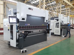hydraulic oil press brake