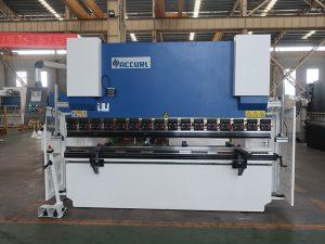 nc hydraulic press brake bases on steel metal,pipe bending machine