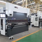 cnc hydraulic press brake machine good price Wc67y-80/2500