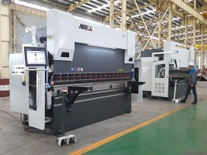 cnc hydraulic press brake machine good price Wc67y-80/2500