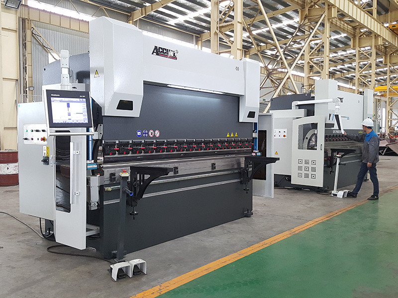 hydraulic press brake machine price