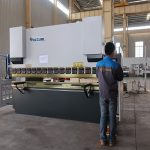 promotion WC67Y hydraulic sheet metal press brake , bending machine for aluminum profile