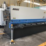 QC12y 6X3200 sheet metal hydraulic shearing machine price