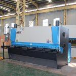cnc hydraulic metal sheet shearing machine, hydraulic sheet cutting machine, QC12y-4X2500 E21s