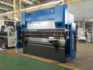hydraulic sheet press brake