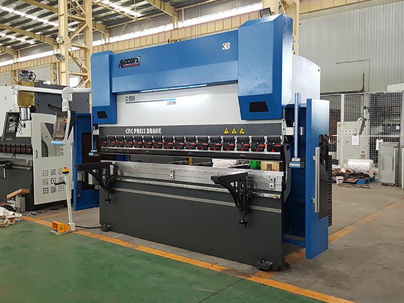 hydraulic sheet press brake