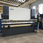 30T hydraulic bending machine,iron plate sheet bending press brake with DA41 control system
